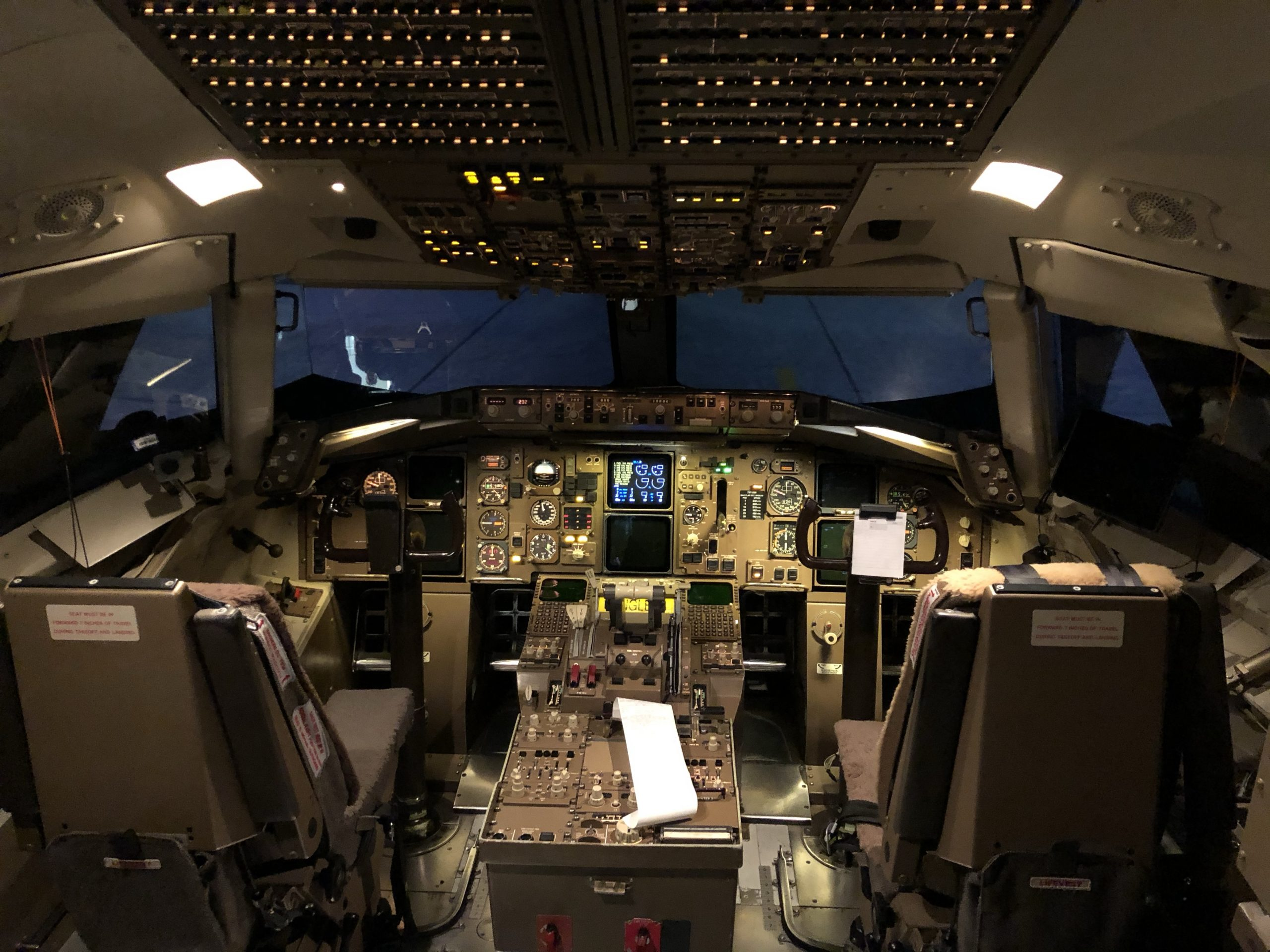 Boeing 757/767 Training
